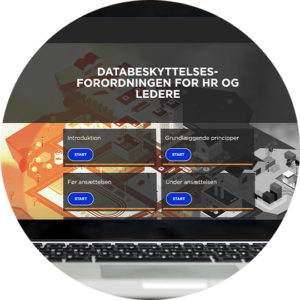 GDPR for HR og ledere